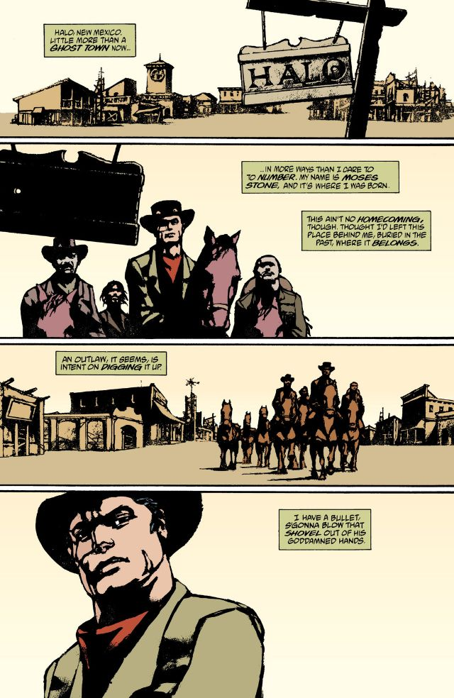 El Diablo graphic novel review