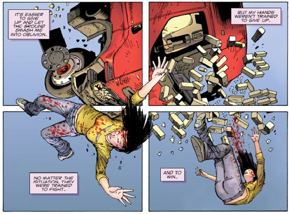 Epic Kill graphic novel review