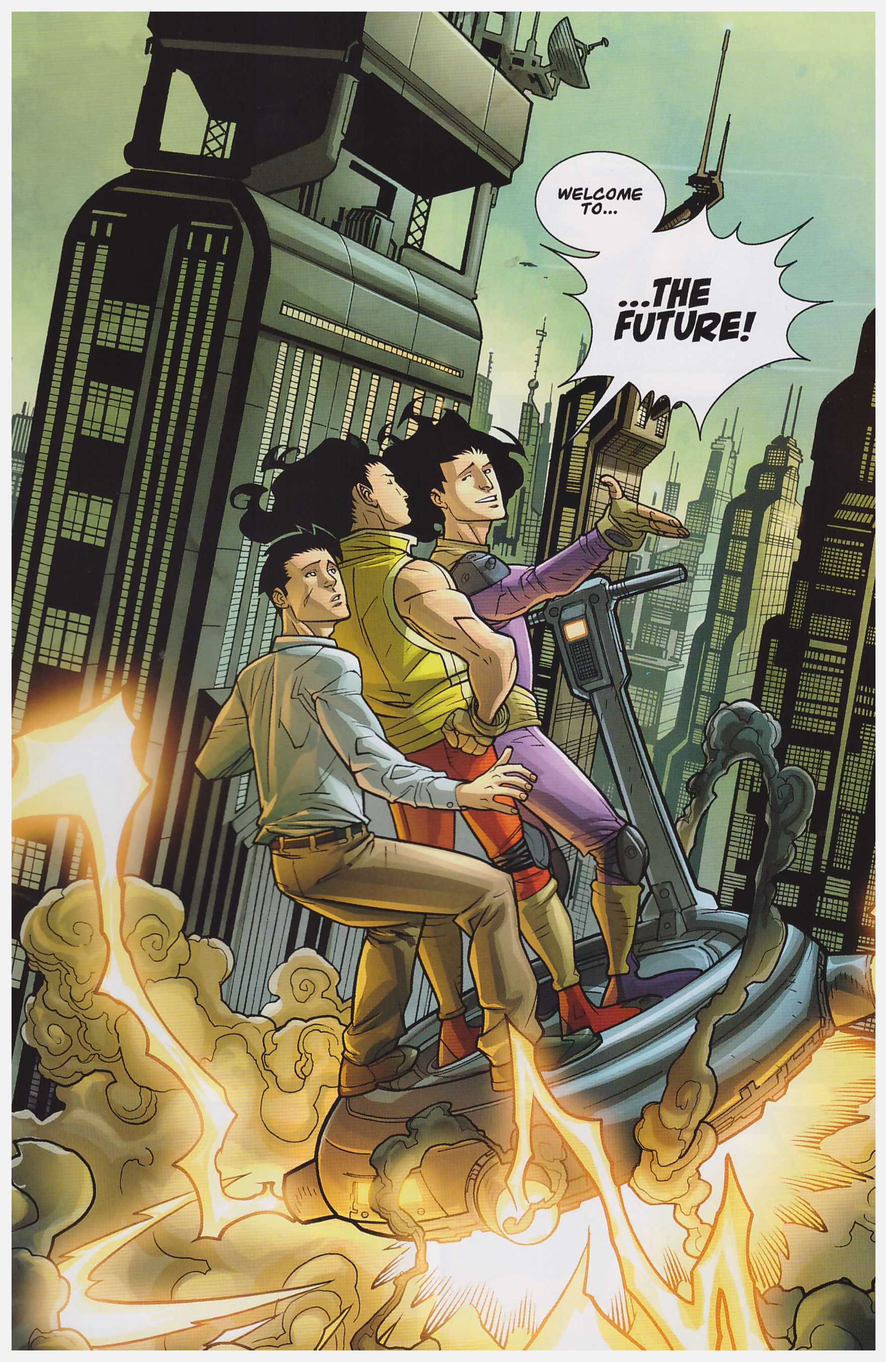 Invincible Happy Days review