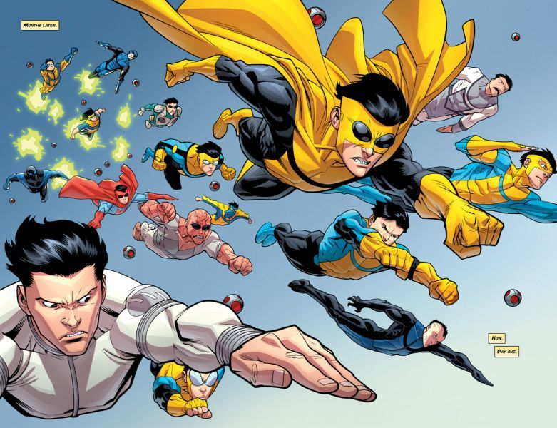 Invincible Still Standing review