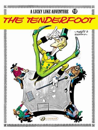 Lucky Luke: The Tenderfoot