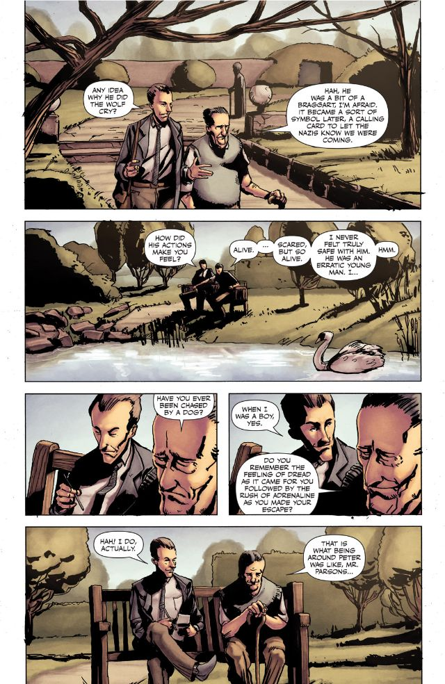 Peter Panzerfaust Deluxe 1 review