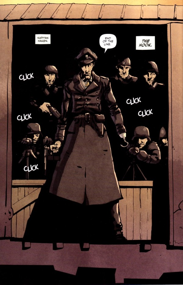 Peter Panzerfaust Hooked review