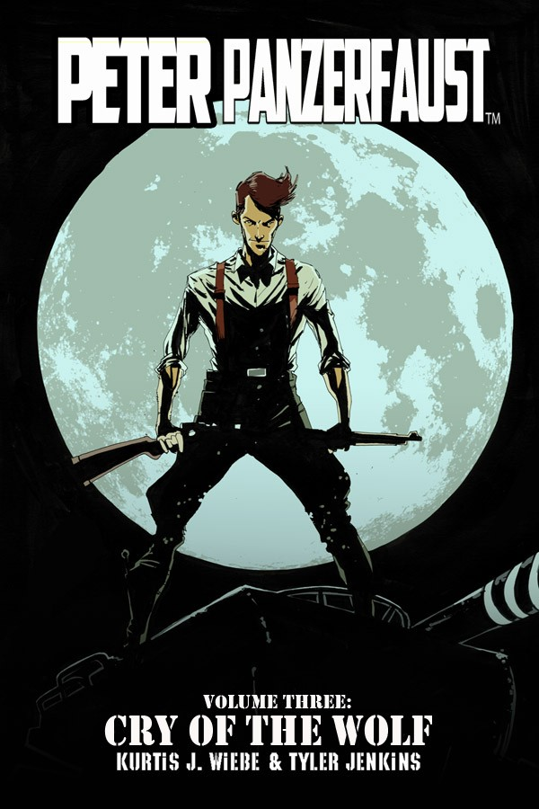 Peter Panzerfaust: Cry of the Wolf