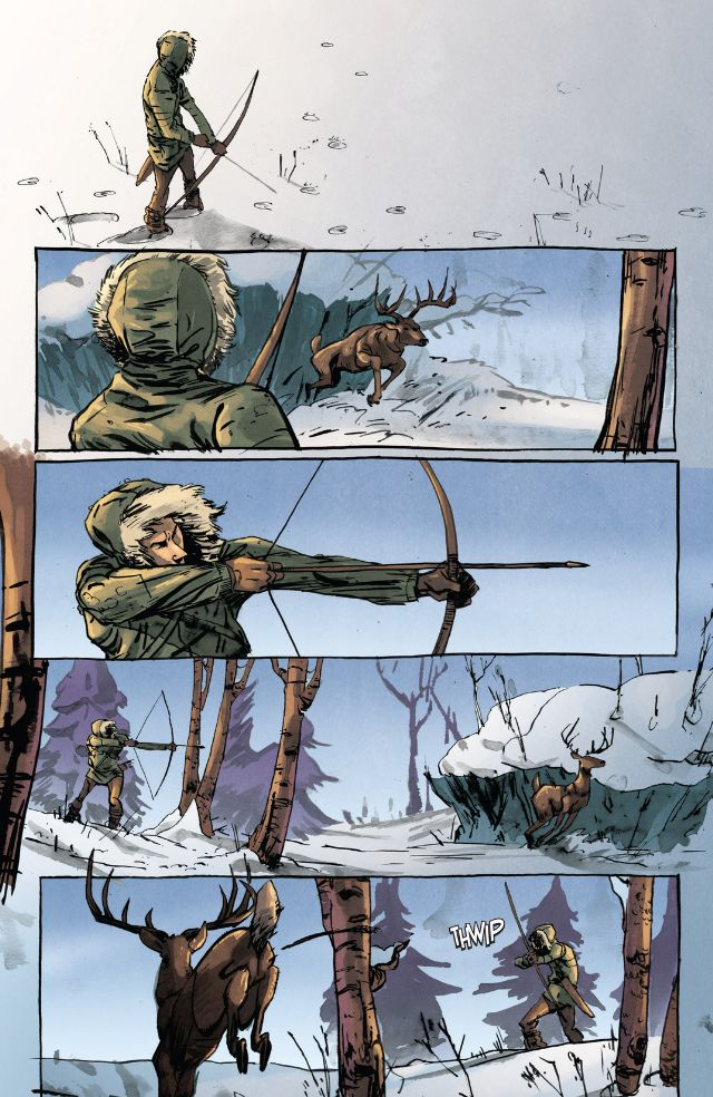 Peter Panzerfaust Cry of the Wolf review