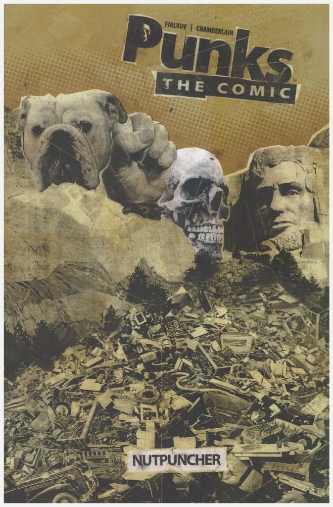 Punks – The Comic: Nutcruncher