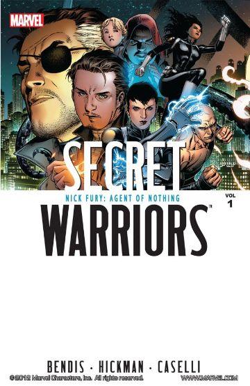 Secret Warriors: Nick Fury, Agent of Nothing