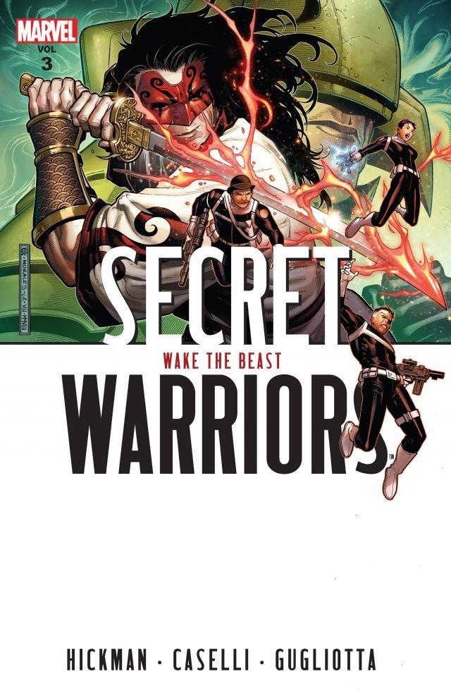 Secret Warriors: Wake the Beast