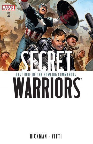 Secret Warriors: Last Ride of the Howling Commandos