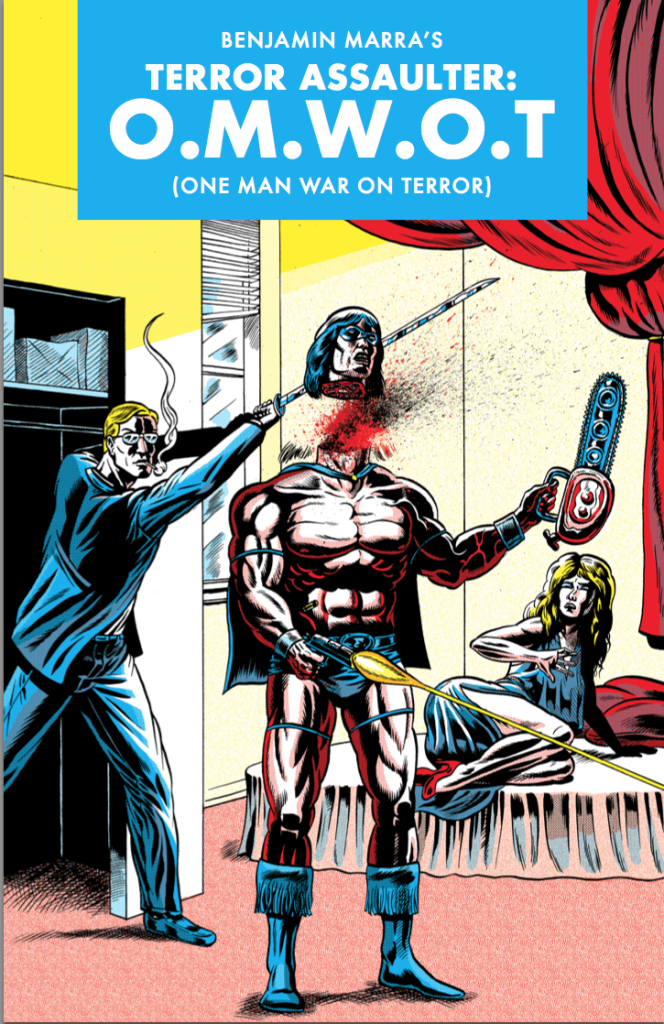 Terror Assaulter O.M.W.O.T. (One Man War on Terror)