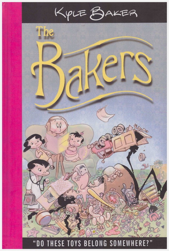 The Bakers: Do These Toys Belong Somewhere?