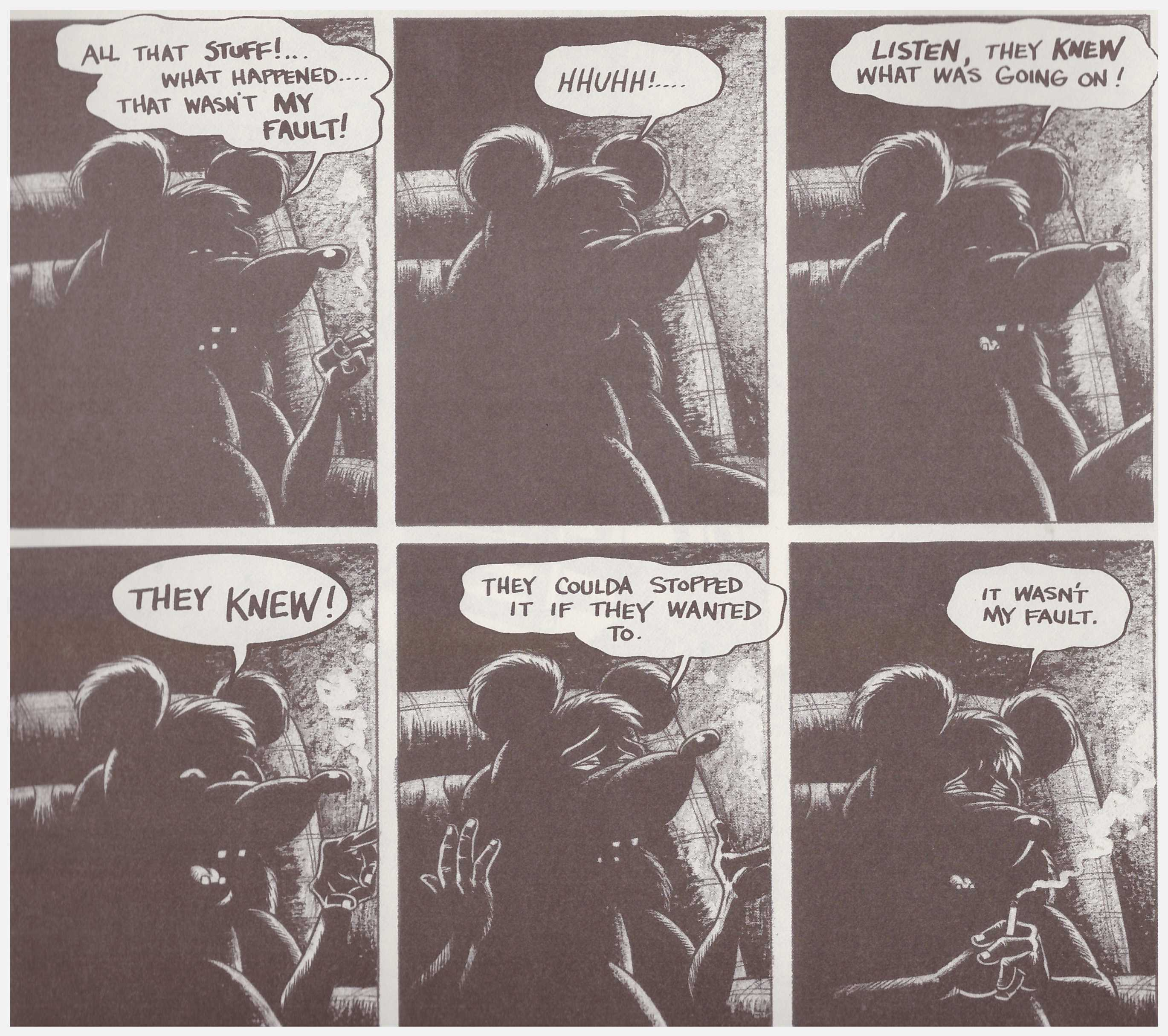 Three Fingers graphic novel review