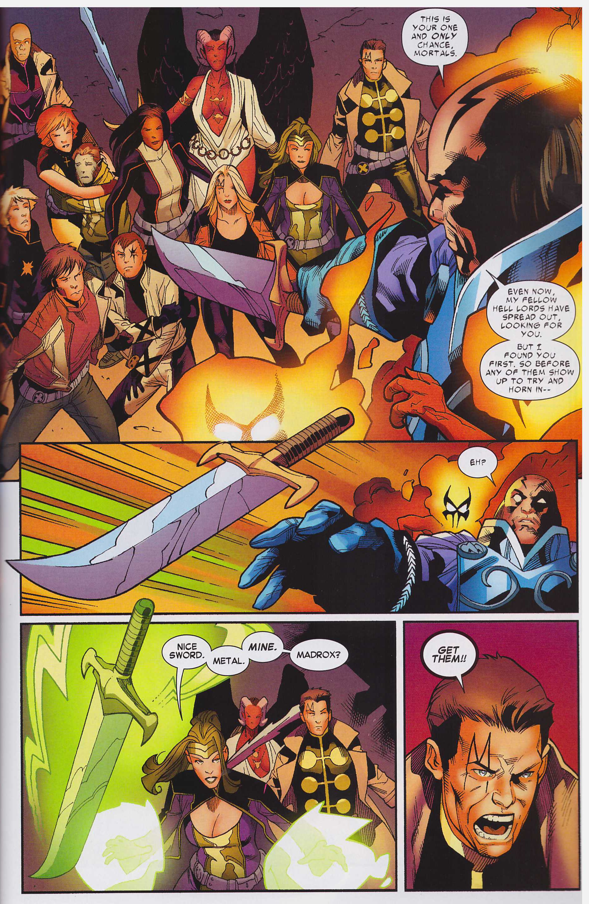 X-Factor Hell on Earth review