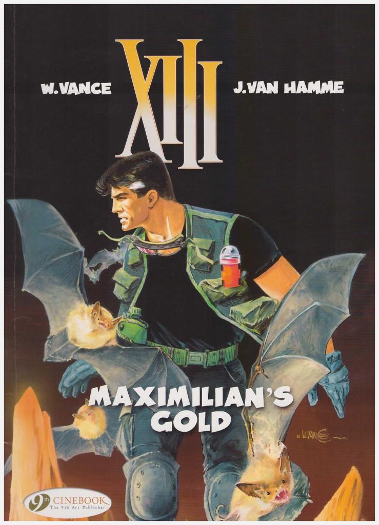 XIII: Maximilian's Gold