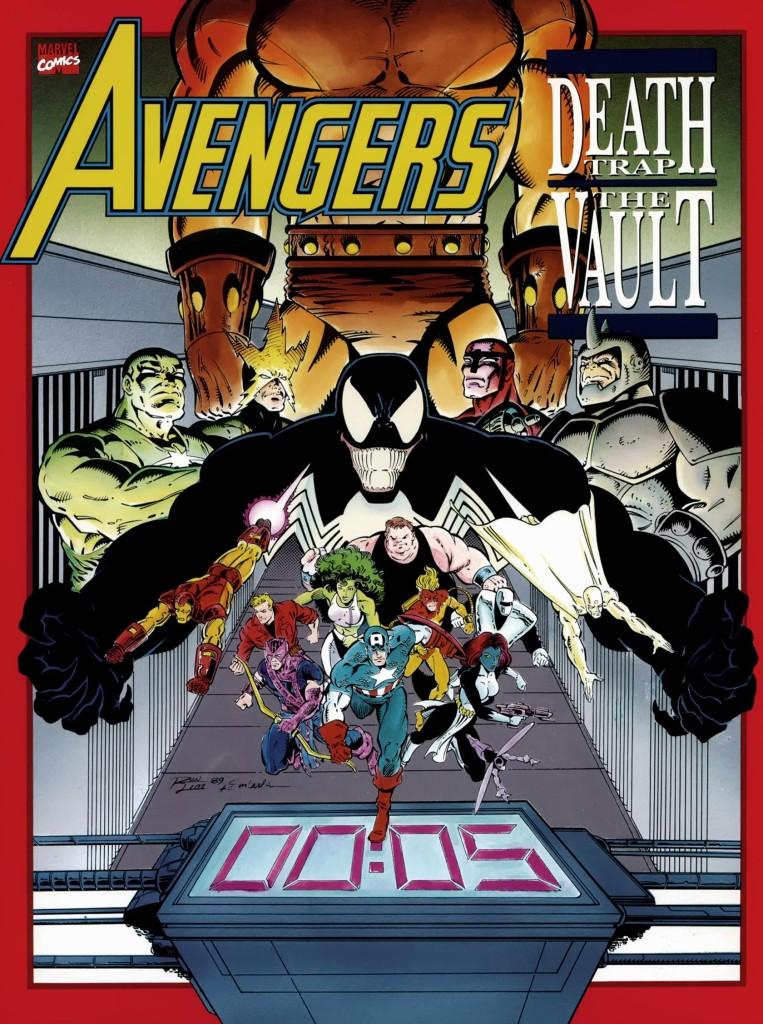 Avengers: Death Trap – The Vault