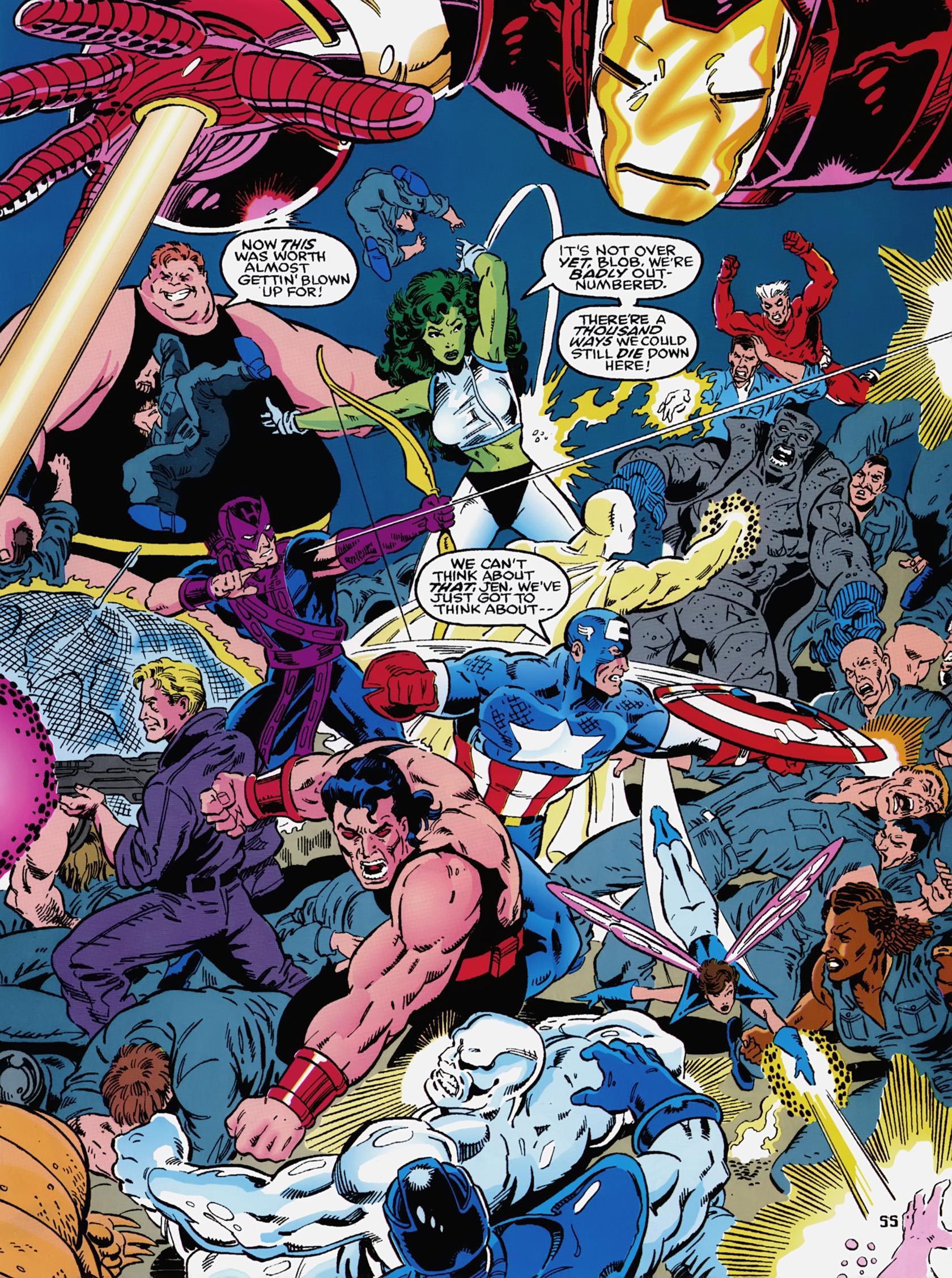 Avengers Death Trap The Vault review