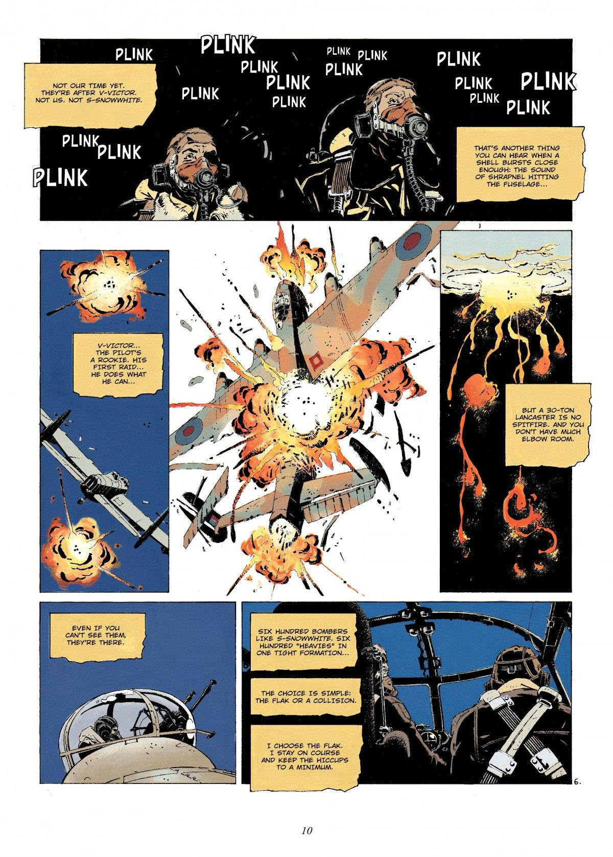 Berlin - The Seven Dwarves graphic novel review