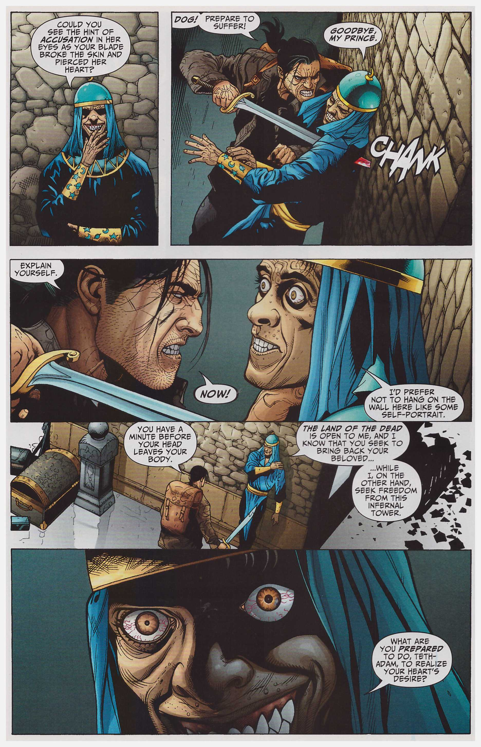 Black Adam The Dark Age review
