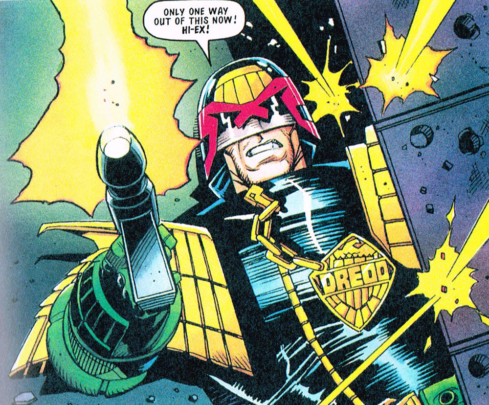 Judge Dredd Complete Case Files 22 review
