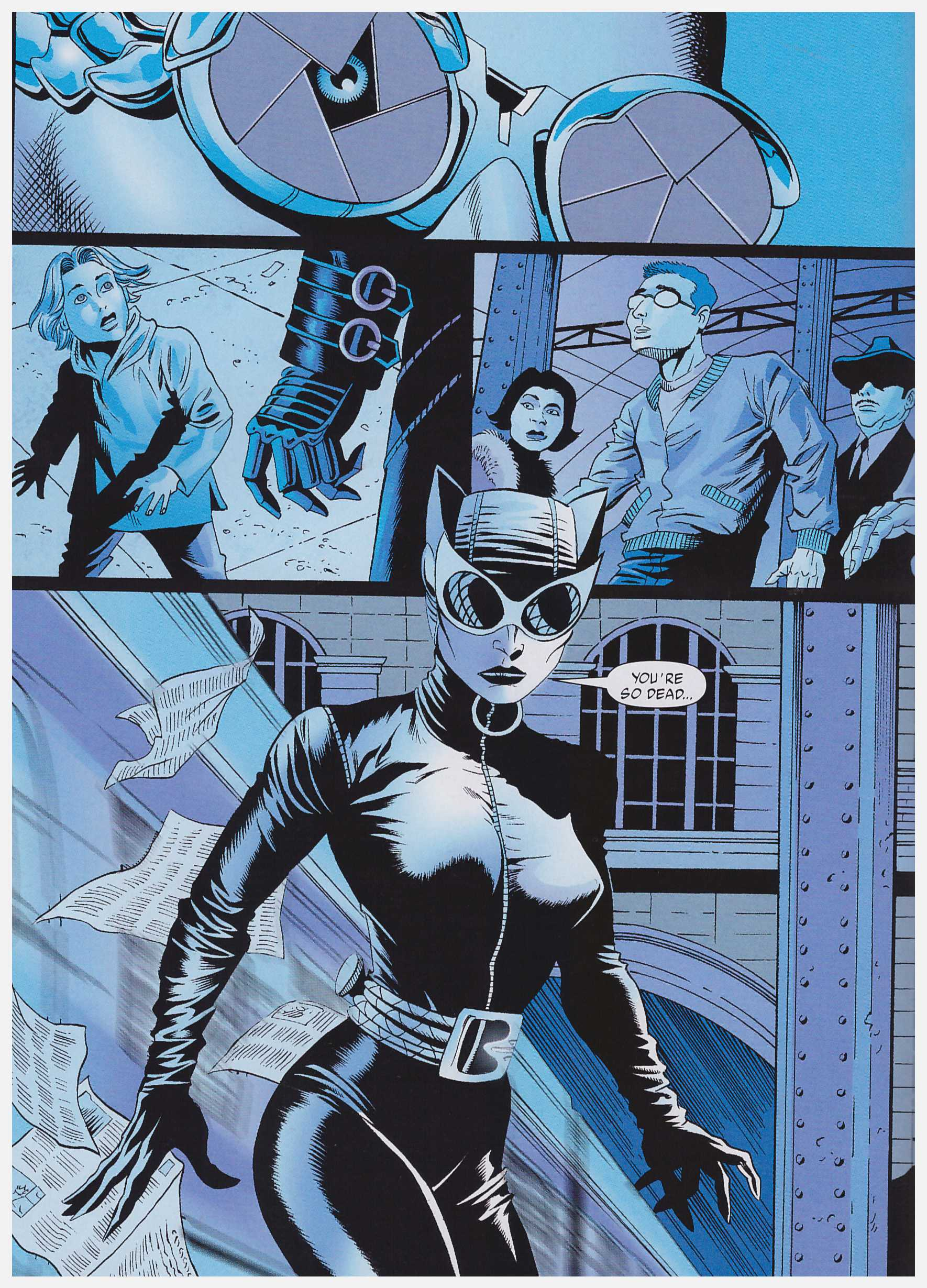 Catwoman Under Pressure review