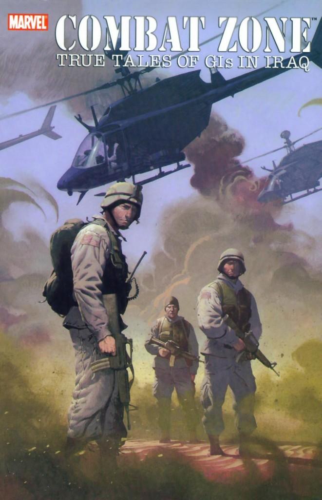 Combat Zone: True Tales of GI's in Iraq