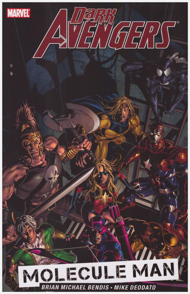 Dark Avengers: Molecule Man