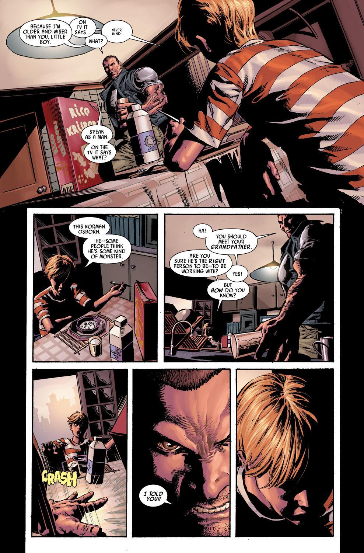 Dark Avengers Molecule Man review