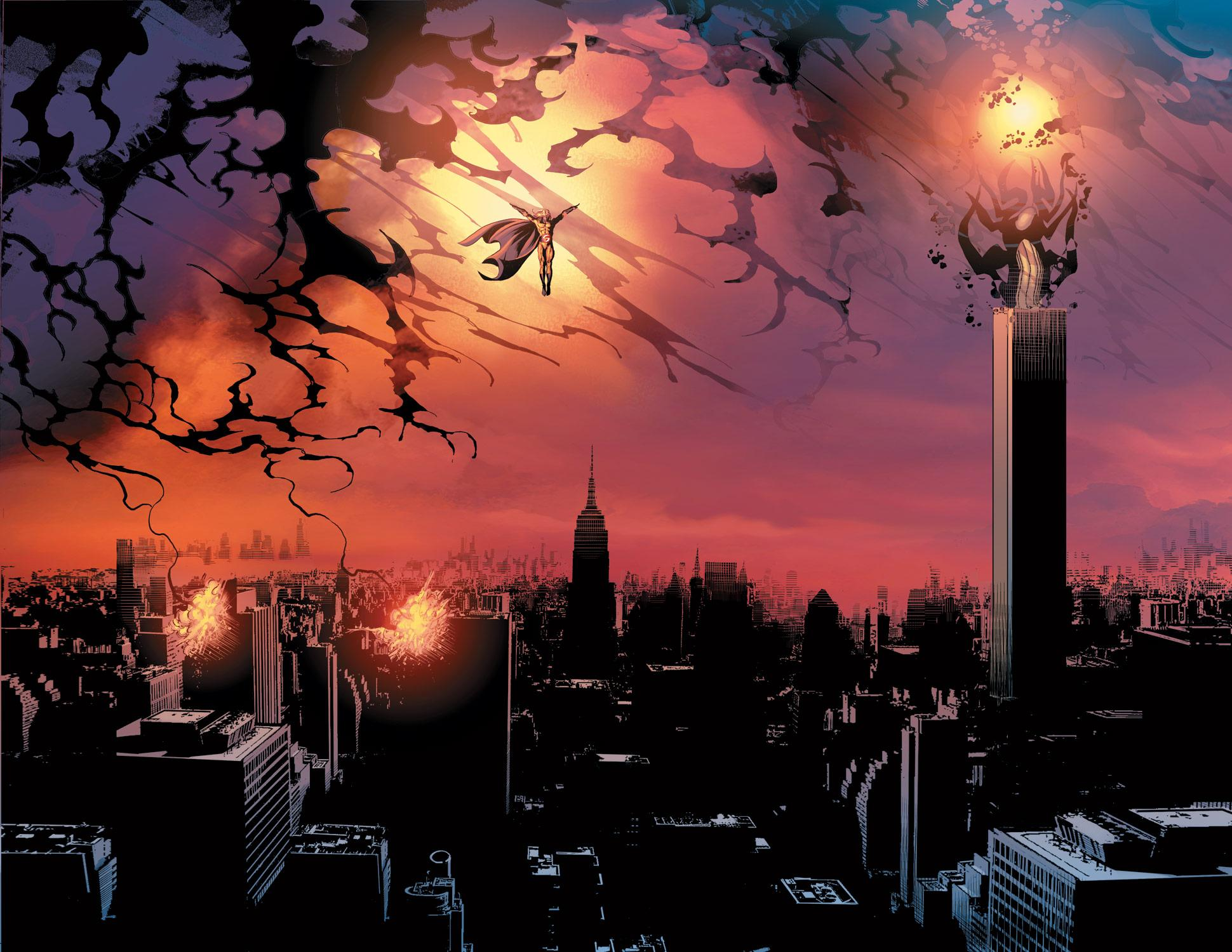 Dark Avengers Siege review