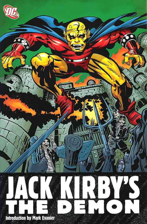 Jack Kirby's The Demon