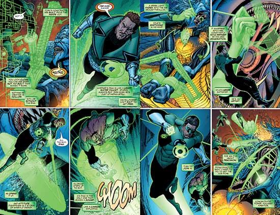 Green Lantern by Geoff Johns Omnibus review