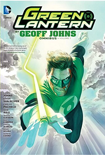 Green Lantern by Geoff Johns Omnibus Volume 1