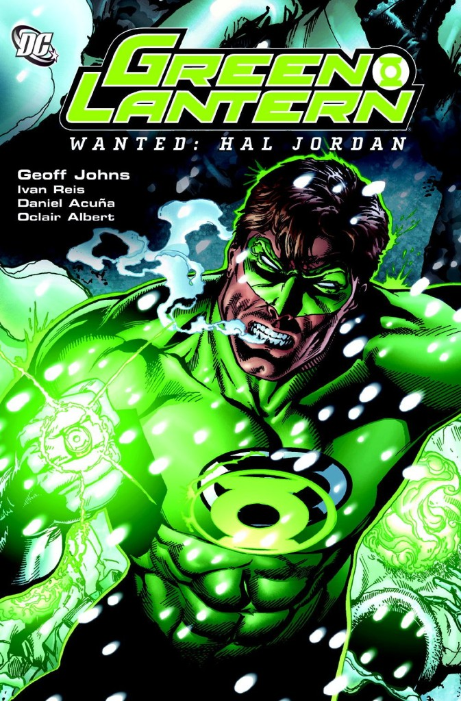 Green Lantern: Wanted – Hal Jordan