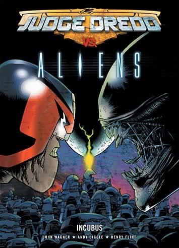 Judge Dredd vs Aliens: Incubus