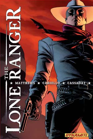 The Lone Ranger Definitive Edition
