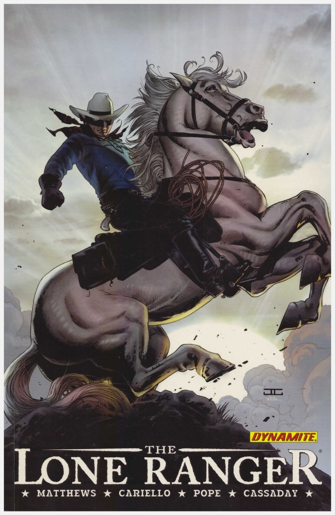 The Lone Ranger: Lines Not Crossed
