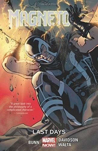 Magneto: Last Days