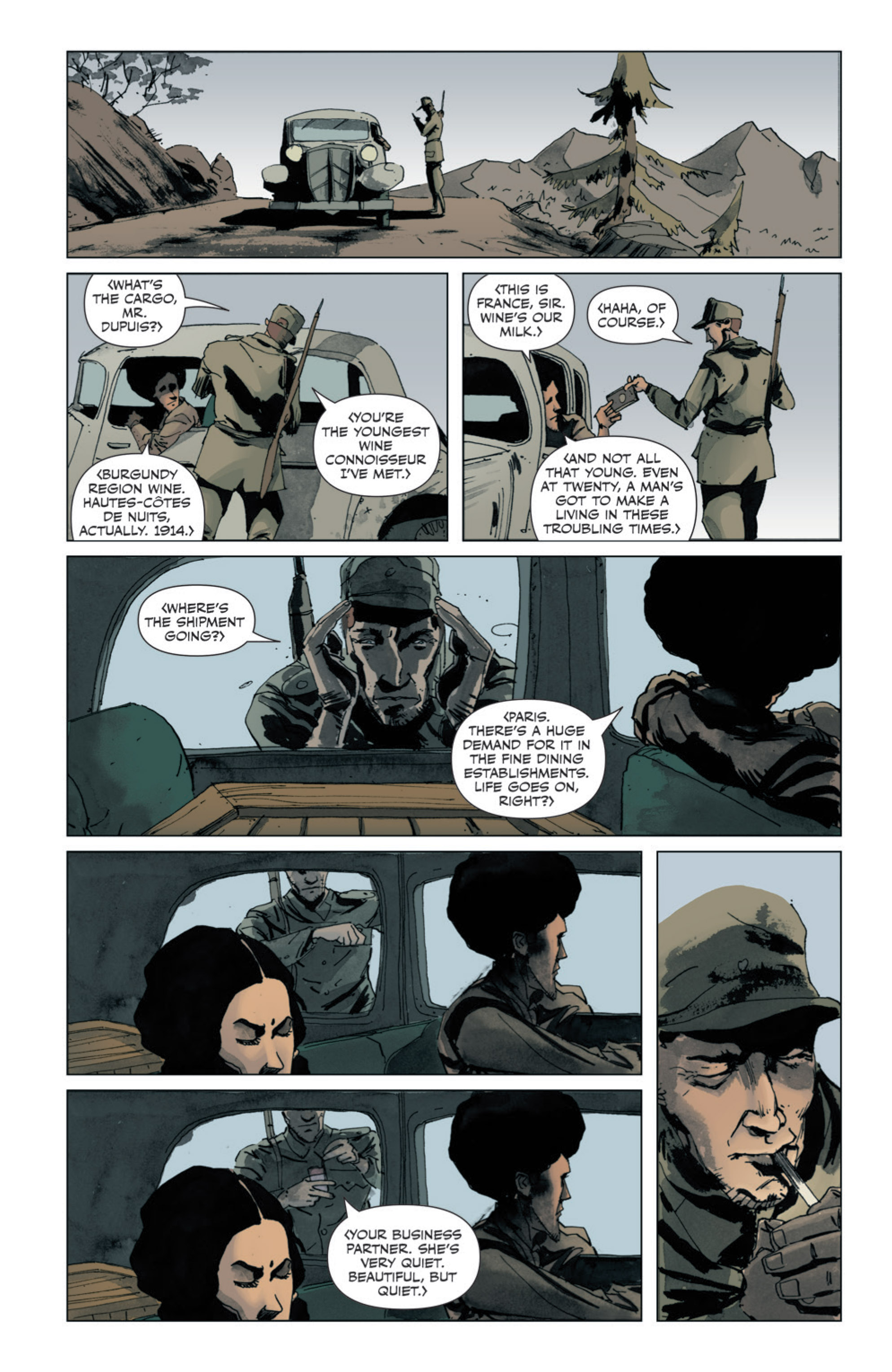 Peter Panzerfaust The Hunt review