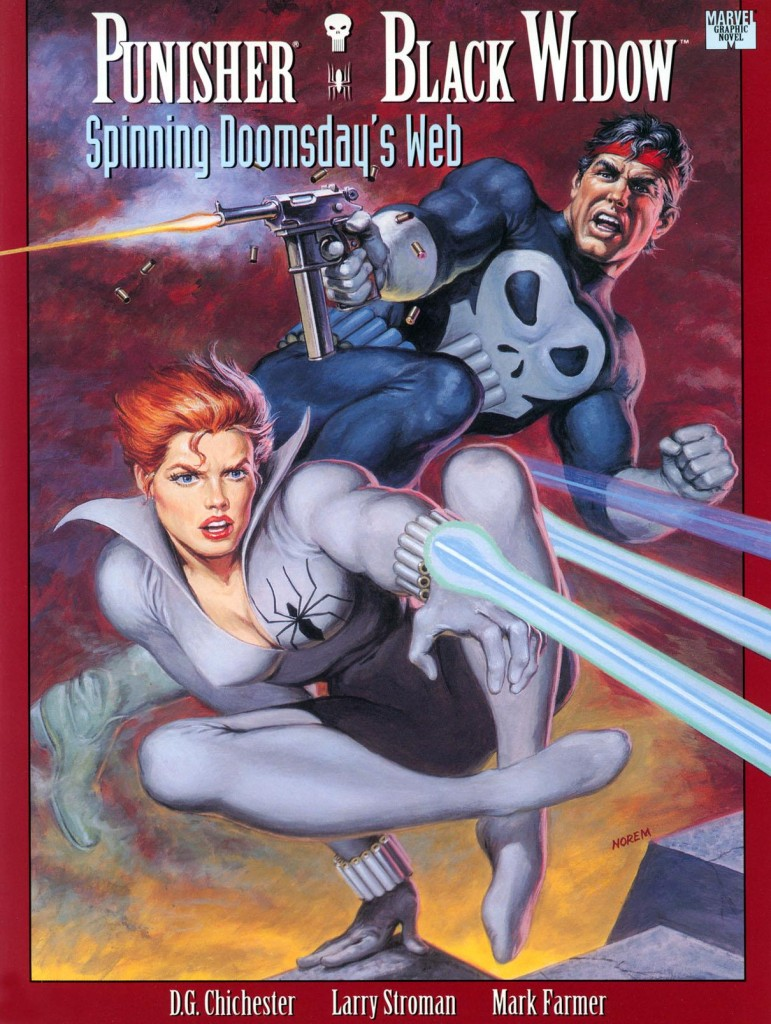The Punisher and the Black Widow: Spinning Doomsday's Web