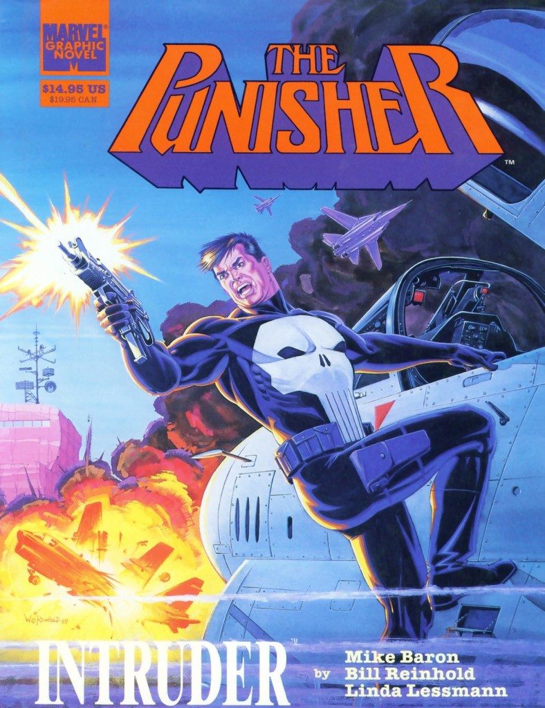 The Punisher: Intruder