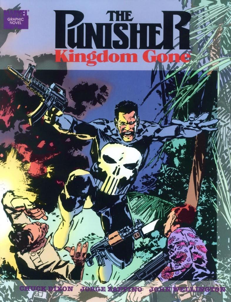 The Punisher: Kingdom Gone