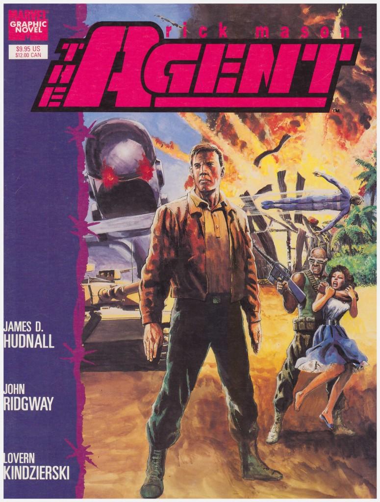 Rick Mason: The Agent