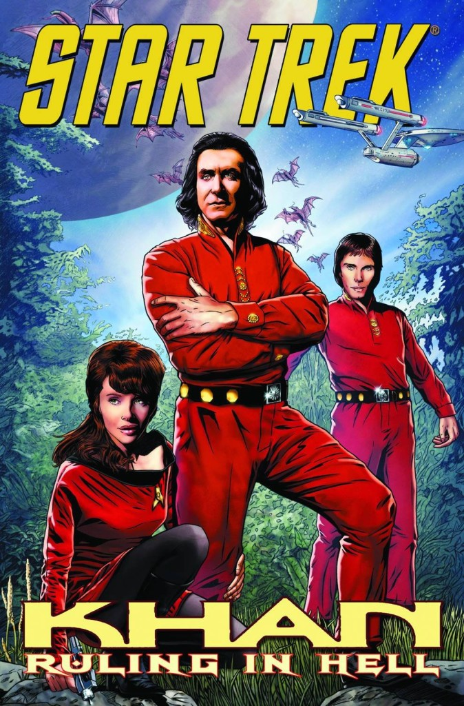 Star Trek: Khan – Ruling in Hell