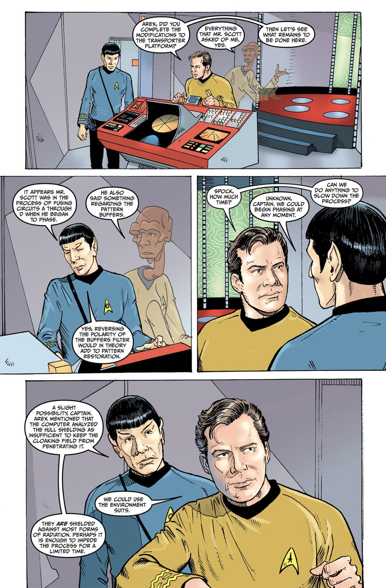 Star Trek Year Four - Enterprise Experiment review