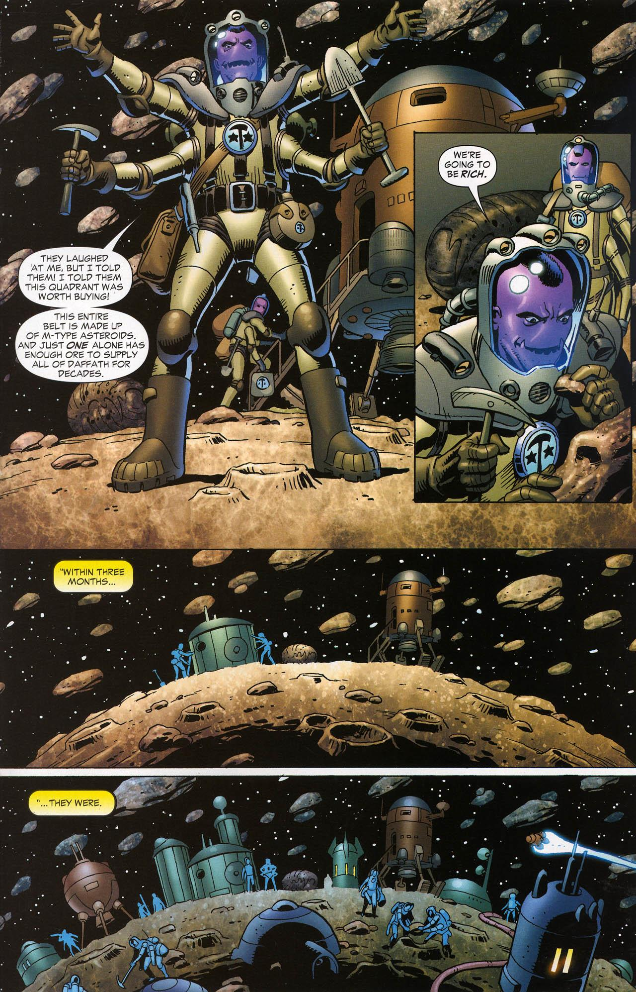 Tales of the Sinestro Corps review