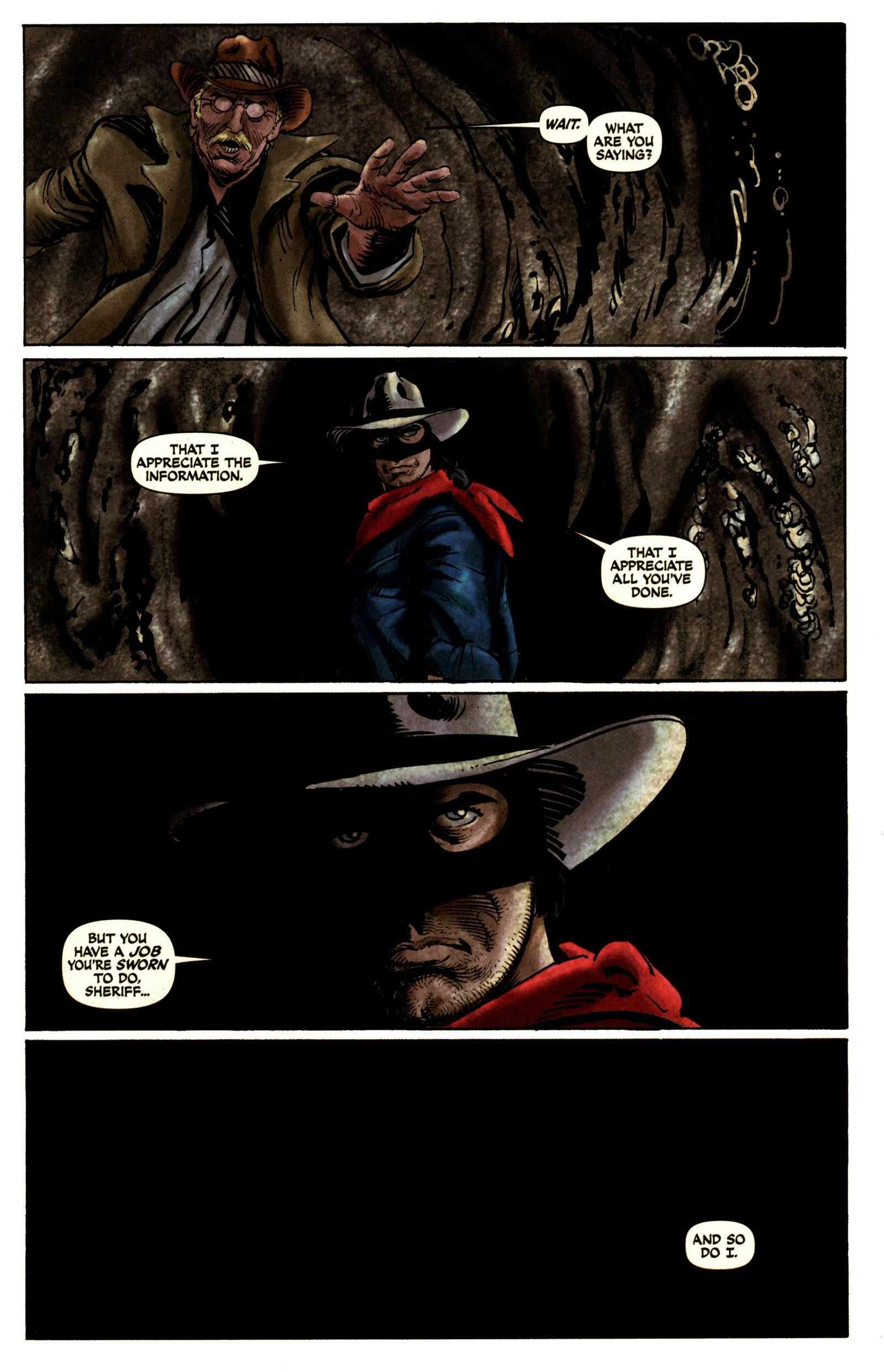 The Lone Ranger Resolve review
