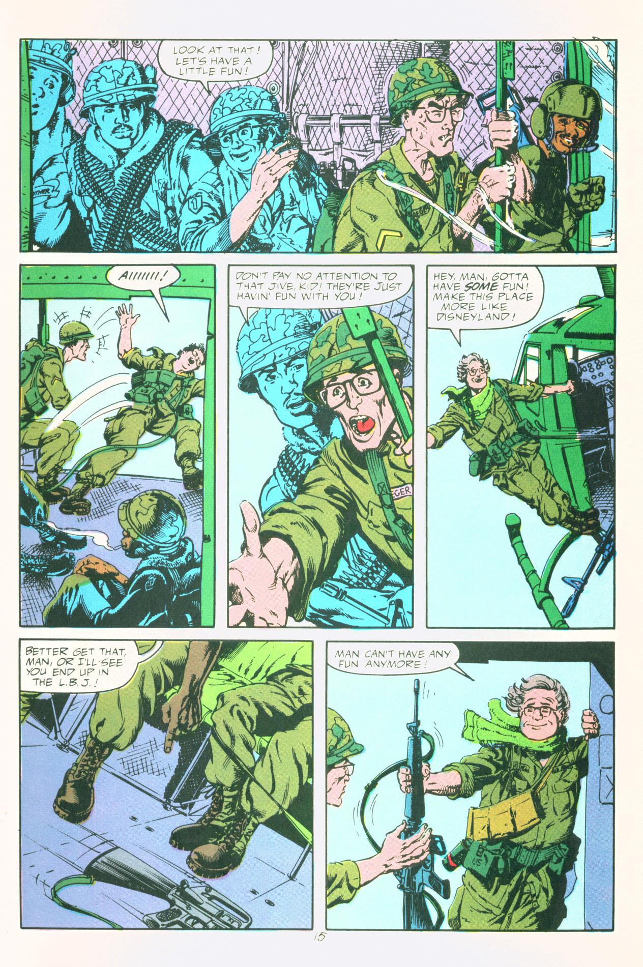The 'Nam graphic novel review