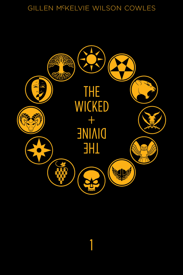 The Wicked + The Divine, Book 1