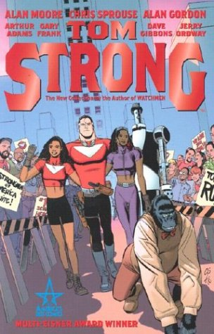 Tom Strong Book One