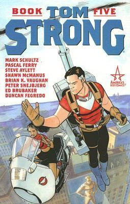 Tom Strong Book Five