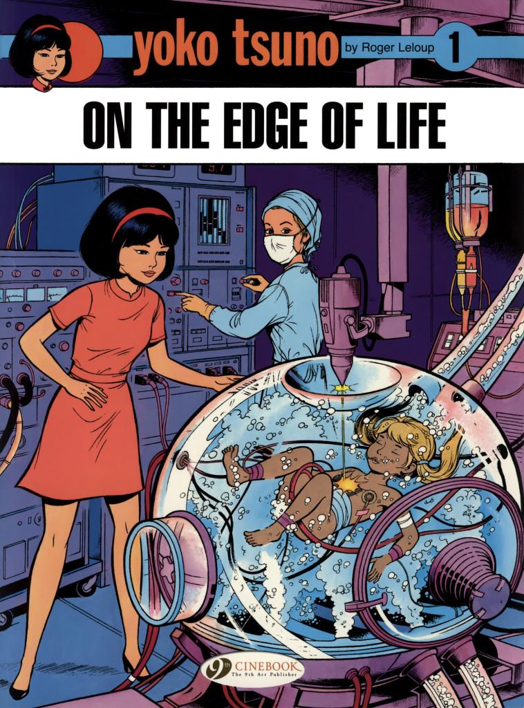 Yoko Tsuno: On the Edge of Life